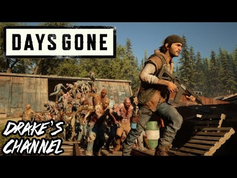 DAYS GONE - GAMEPLAY Comentado en Español - PS4