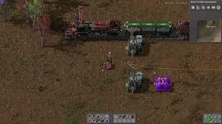 Factorio Mod Spotlight - Accumulator Wagon