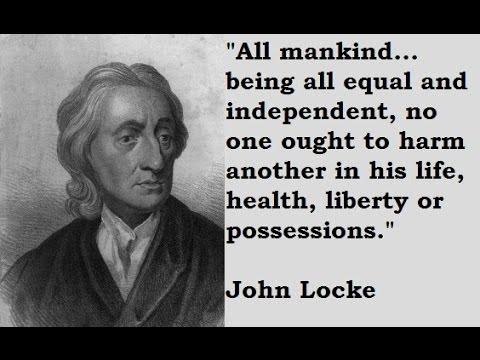 john lockes theory on natural rights
