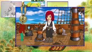 Новые приключения Вини Пуха - Урок анимации (Русские субтитры)
