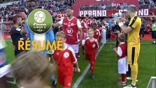 Stade de Reims - Nîmes Olympique ( 2-2 ) - Résumé - (REIMS - NIMES) / 2017-18
