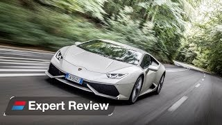 Lamborghini Huracan expert car review