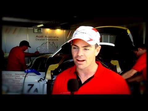 2012 BATHURST12Hr TV PRESENTER