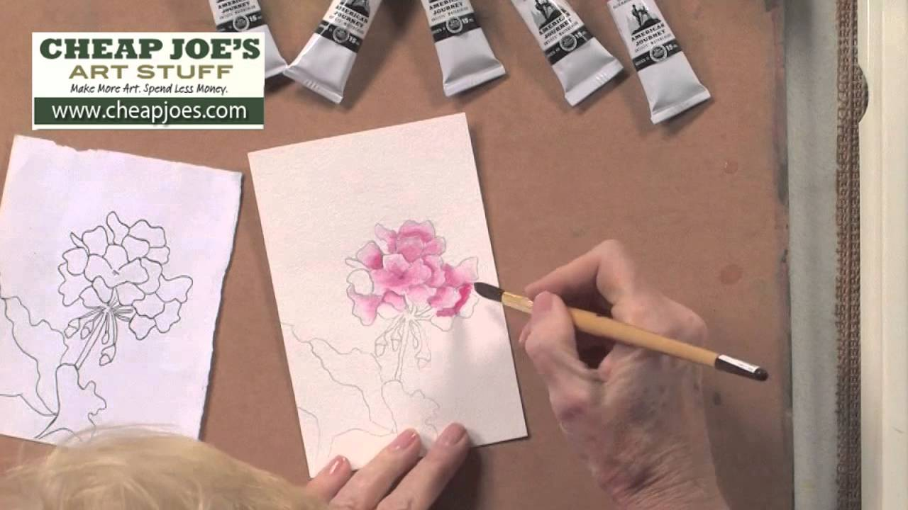 Catherine bonnie jones painting the cheap joes goof proof catherine bonnie jones painting the cheap joes goof proof greeting cards part 1 youtube m4hsunfo Image collections