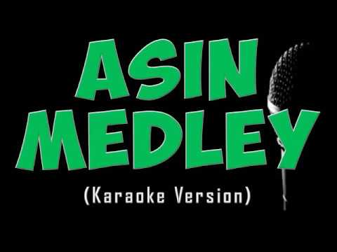 Download Asin Medley Karaoke Version