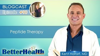 Episode #90: Peptide Therapy with Dr. Kent Holtorf, MD