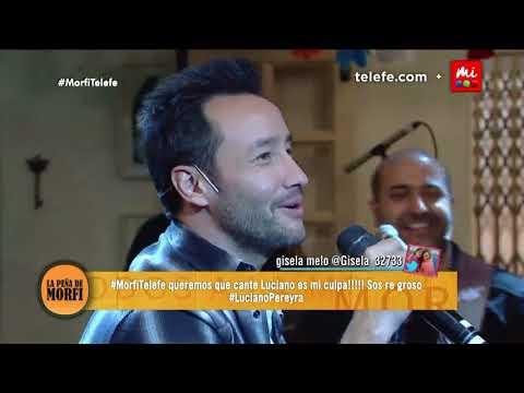 "Luciano Pereyra: ""Así así"" - La Peña de Morfi"