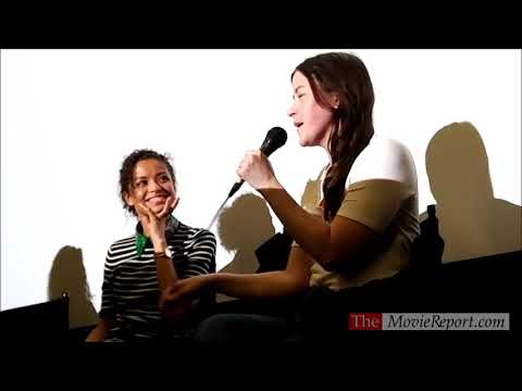 FAST COLOR Q&A With Gugu Mbatha-Raw & Director Julia Hart - April 28, 2019