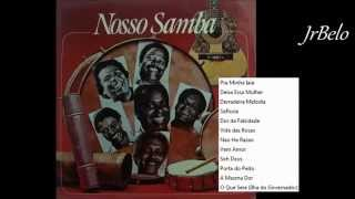 Conjunto Nosso Samba Cd Completo 1978 JrBelo