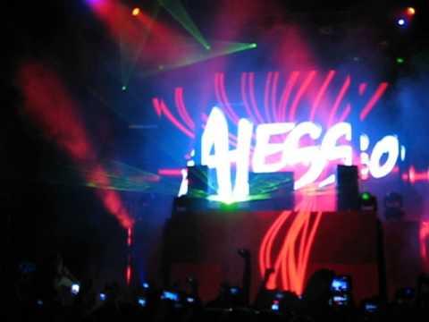 Alesso LIVE Caracas, Venezuela 2013.