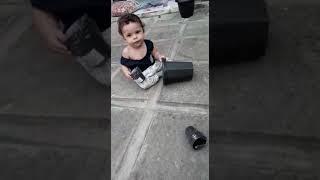 Ravi Leandro bebê 10 meses