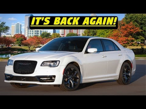 The Chrysler 300 is Back for 2020! Lineup Overview + New Changes (What We Know So Far!)