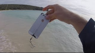 Fishing with an iPhone!! | How Ridiculous