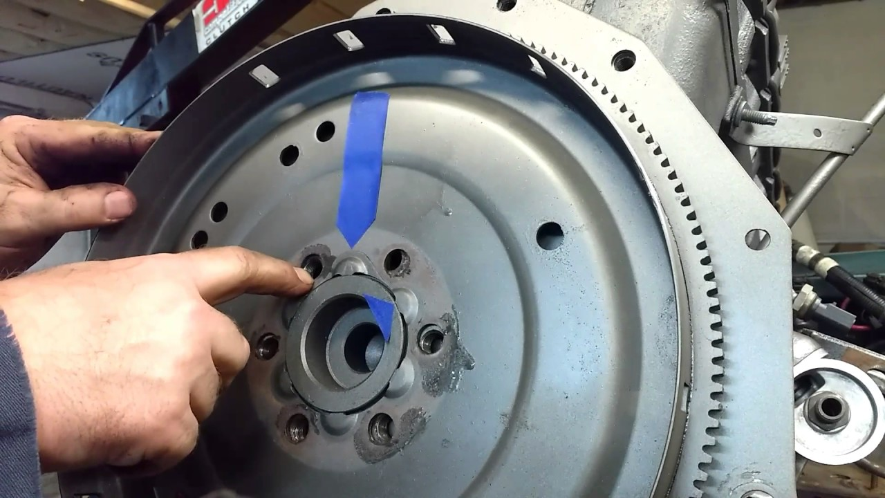 2000 Jeep Cherokee Sport 4 0 Flexplate Alignment