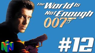 The World Is Not Enough (N64) #12 - Permission To Come Aboard