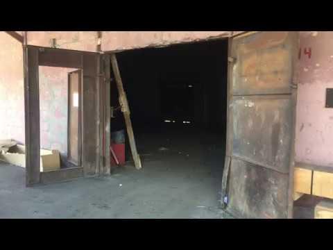 0Видео  Аренда неотапливаемого склада 600м2  Автосервис  МО ЮАО  Подольск