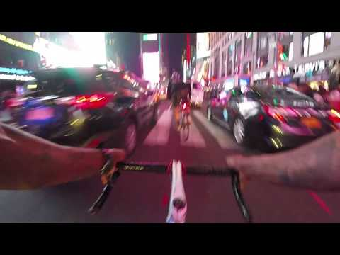 Cheating Death in New York City