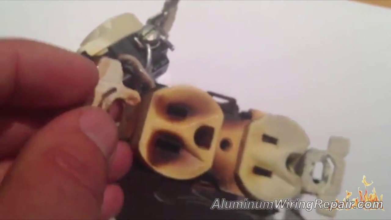Aluminum Wiring Connections Calgary 1 Review Of Burnouts And How Repairing You Can Prevent Them