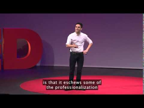 Jeremy Heimans: What new power looks like (English Subtitle)