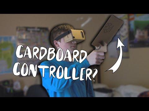 Google Cardboard Controller?? | Realtrigger vr