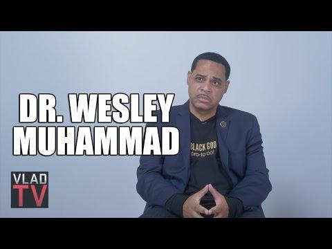 Dr. Wesley Muhammad on Black Christianity Being Slave Making Religion