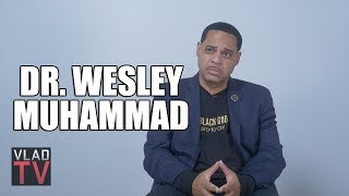 Dr. Wesley Muhammad on Black Christianity Being Slave Making Religion