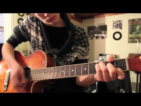 Dispatch - The General [Acoustic Cover]