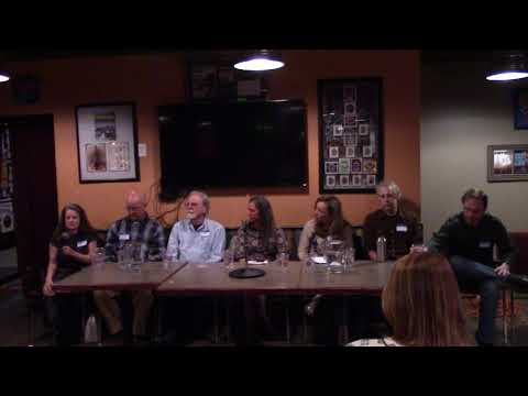 Town of Lyons 2018 Trustee Candidate Forum 2