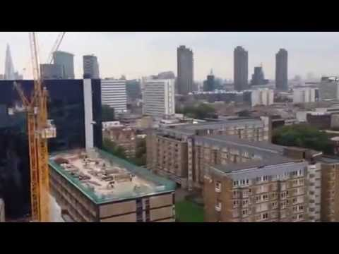 Rooftop view - M by Montcalm, Shoreditch, London
