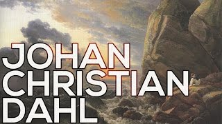 Johan Christian Dahl: A collection of 92 paintings (HD)