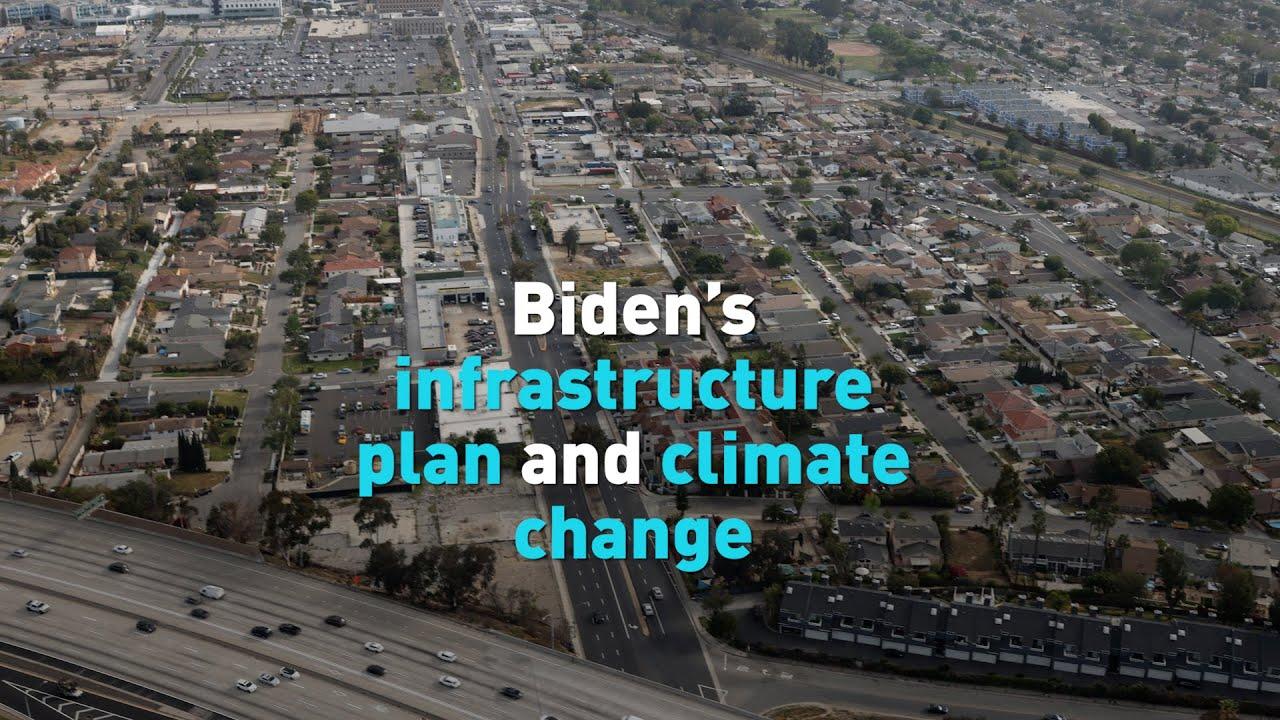 Joe Biden's .3T jobs plan plays role in Climate Change
