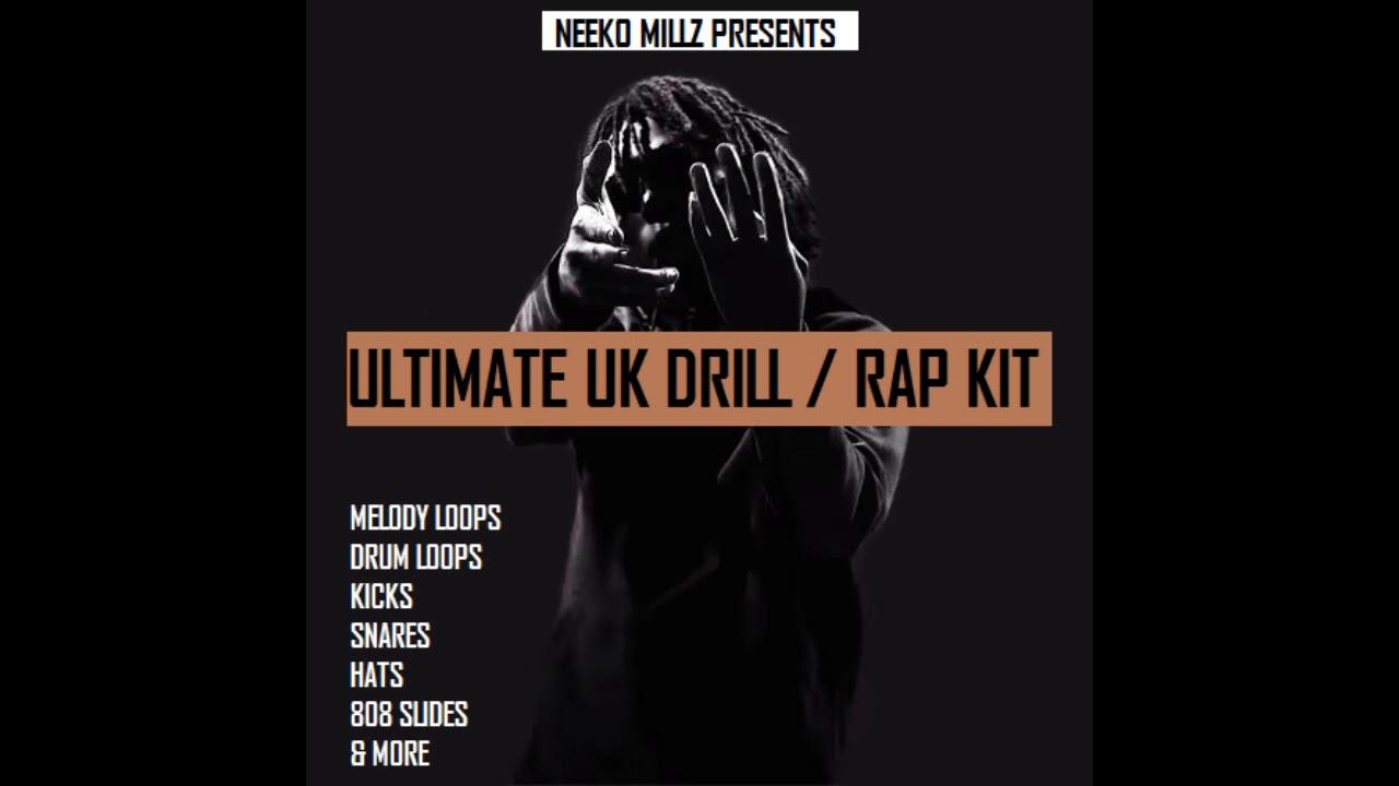 ULTIMATE UK DRILL / RAP KIT [DOWNLOAD]