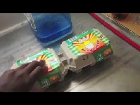 Botswana Food Haul