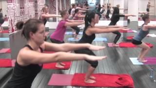 Бикрам йога Россия - Москва.
