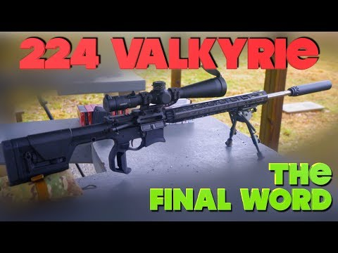 224 Valkyrie   The Final Word - The Proving Ground