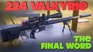 224 Valkyrie , The Final Word The Proving Ground