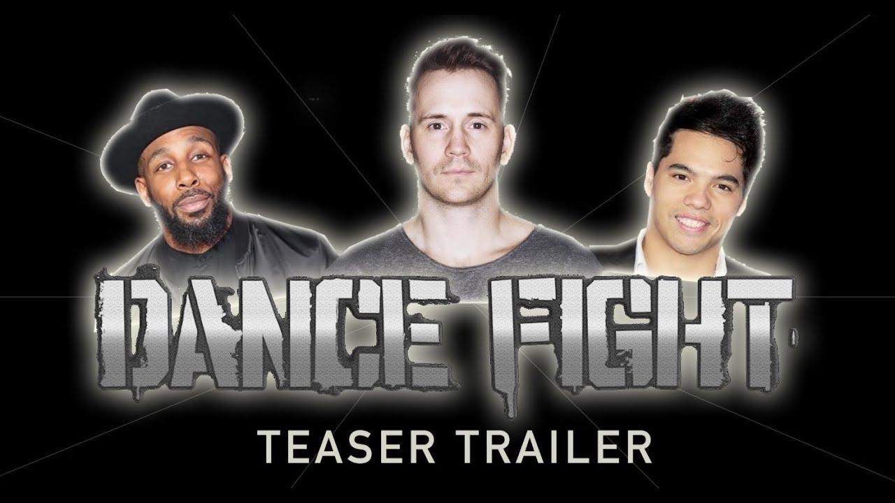 DANCE FIGHT MOVIE (Robert Hoffman, Twitch, D-Trix)