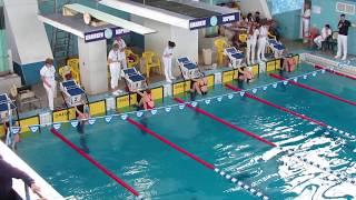 Плавание 100 на спине сильнейший заплыв.