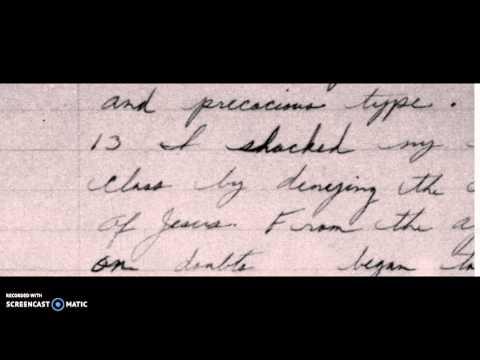 Martin Luther King Jr. denied the bodily resurrection of Jesus Christ.