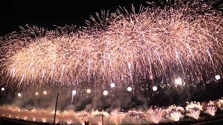 2016 大曲の花火 大会提供花火 「歓喜」 OMAGARI Fireworks