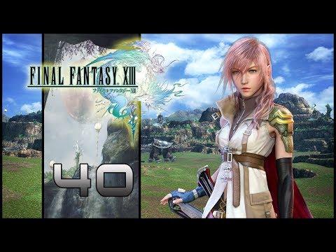 Guia Final Fantasy XIII (PS3) Parte 40 - Capsulas de la Estepa de Archylte