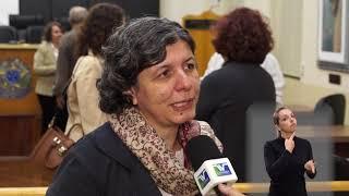 Jornal Acontece - Audiência Pública sobre Saúde e Meio Ambiente