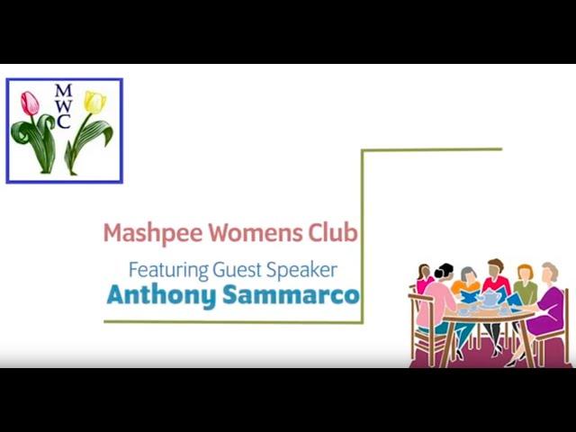 Mashpee Women's Club Aug 2020