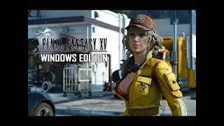 Final Fantasy 15 Windows Edition Gameplay Walkthrough - Chapter 1 (PC 60FPS Let