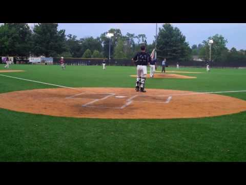 Knotts' 2 run home run the difference in win over Vienna Post 180