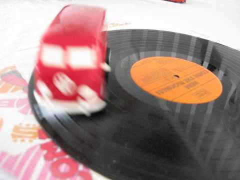 Musical VW Splitscreen SOUNDWAGON