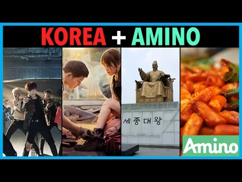 Discover Korean Culture with Amino Apps!