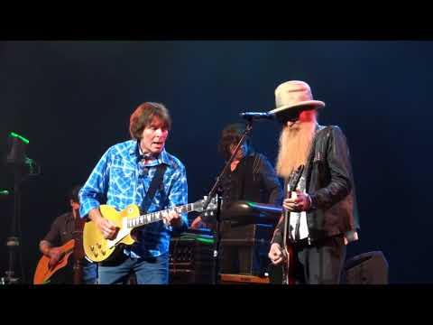 John Fogerty Billy Gibbons; Green River @ Wolf Trap Vienna, VA 5/30/2018