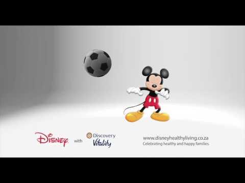 Discovery Vitality Disney Ster-Kinekor 3D cinema advert