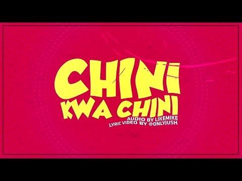 MAYONDE - CHINI KWA CHINI LYRIC VIDEO